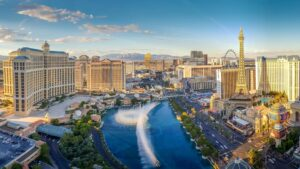 View of Las Vegas