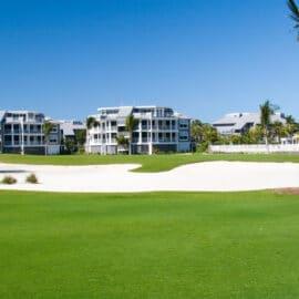 Vacation Condos on a golf course